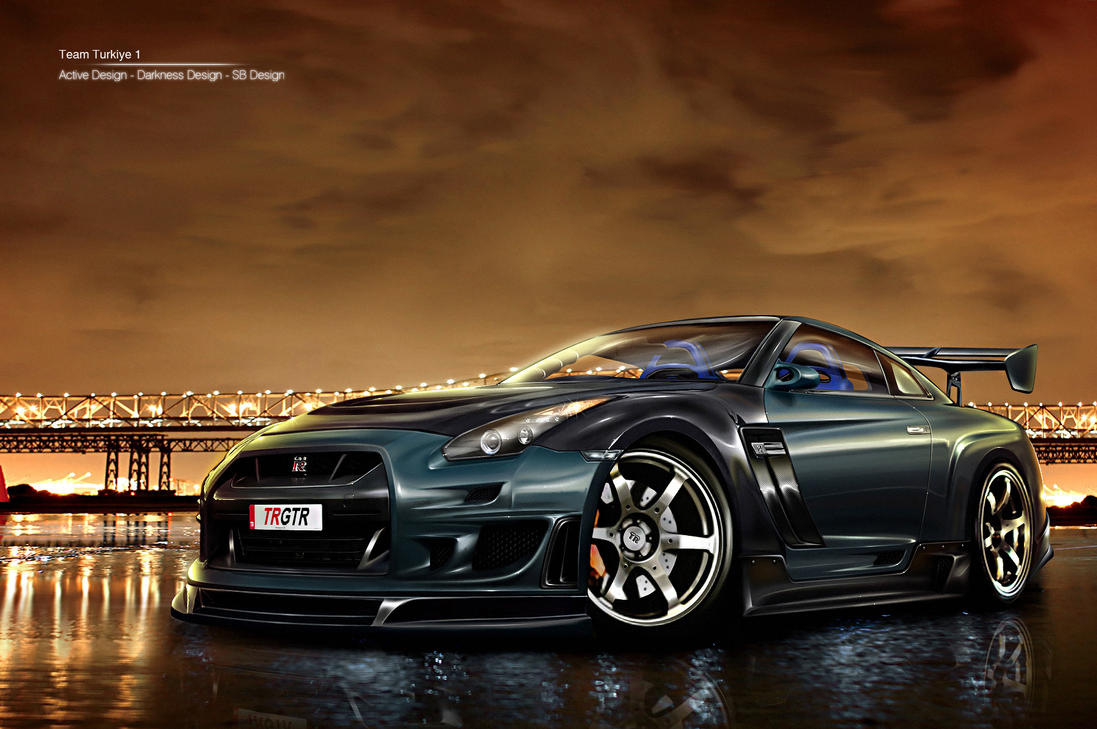 Nissan GTR WTBR2 By Active Design