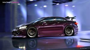 Honda Civic by Active-Design