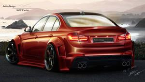 BMW 3 Series GTR