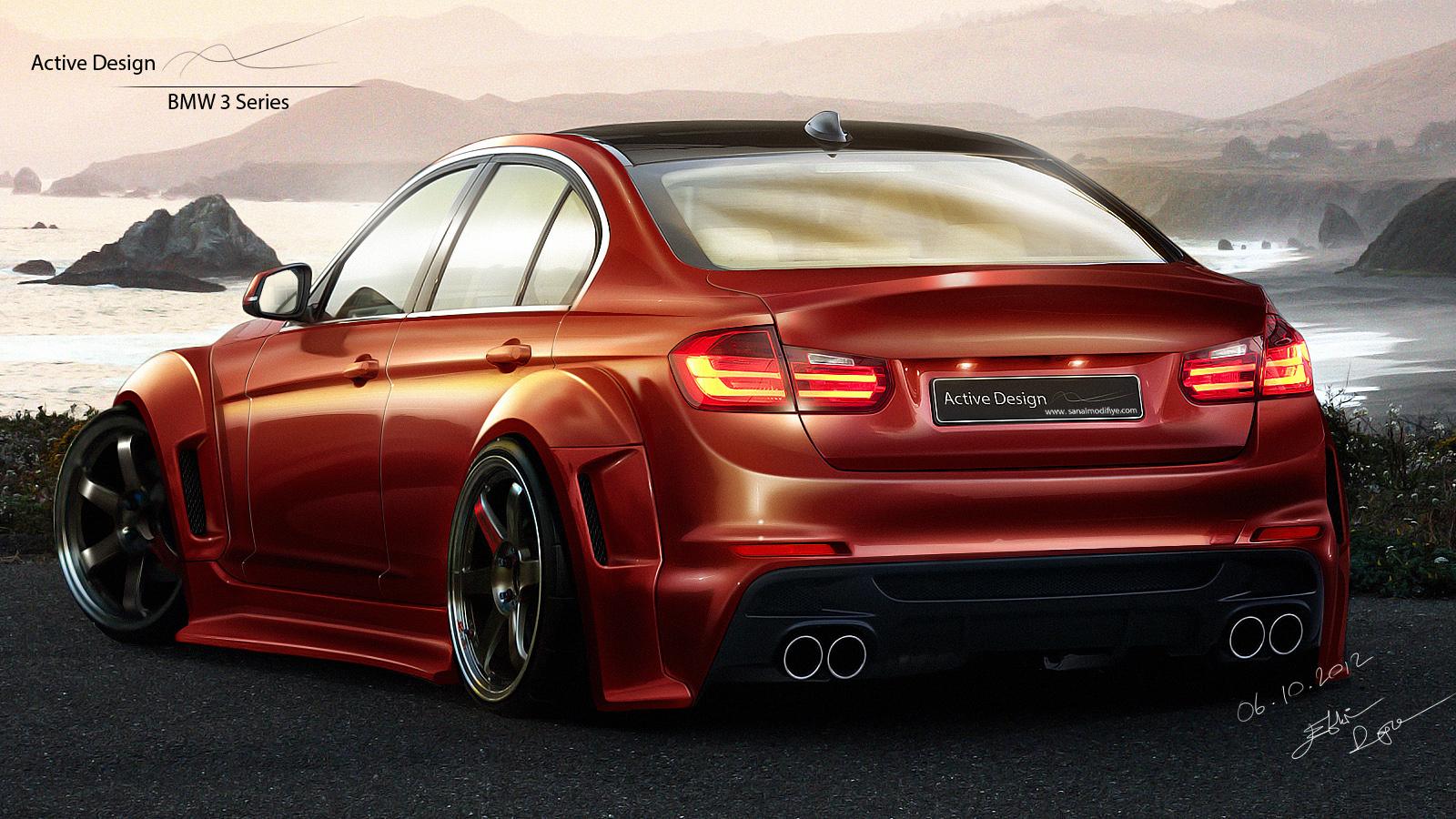 BMW 3 Series GTR by Active-Design
