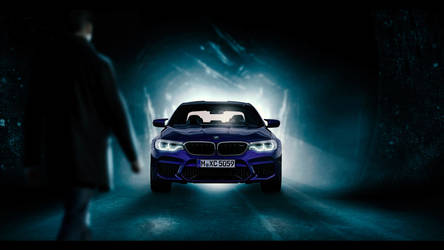 BMW M5 F90 - At the end of the Way.