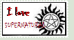 Supernatural Stamp by Feminist-neko