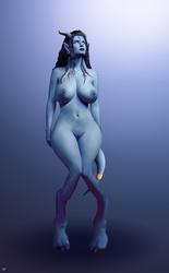 Virtually a Draenei by TF-Warlock