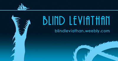 Business Card-Front by Blind-Leviathan