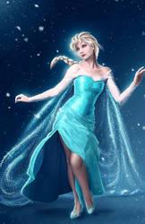 Elsa, the Snow Queen