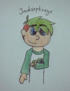 Jacksepticeye ! by Itsmebianka