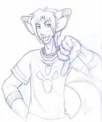 Man-self Genie... by geniefox
