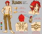 Roan - Chara Sheet...