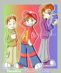 In Technicolor... -Chipmunks