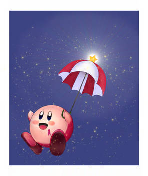 Parasol comes in - Kirby for charity