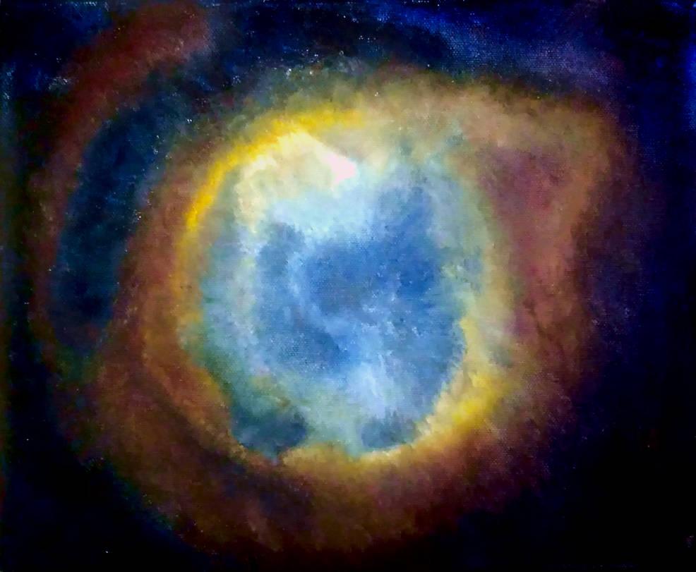 The Eye of God by Andorada