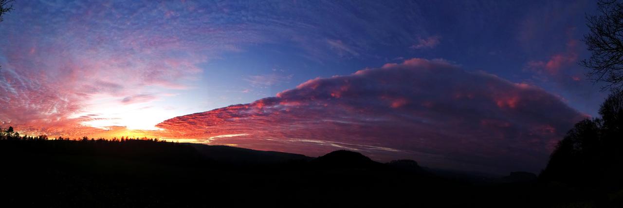 Sunset by Andorada