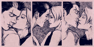 'Between us...' Tendernesses.