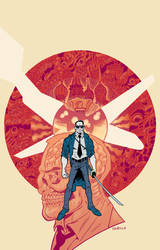 The Secret History of DB Cooper #1 Cover by BrianChurilla