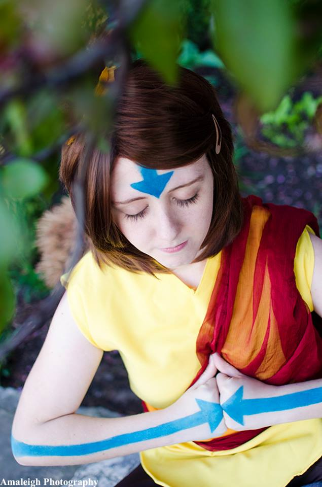 The Legend of Korra: the Art of Meditation by tayyrawr