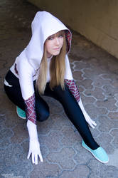 Spider-Gwen: More than a Hero