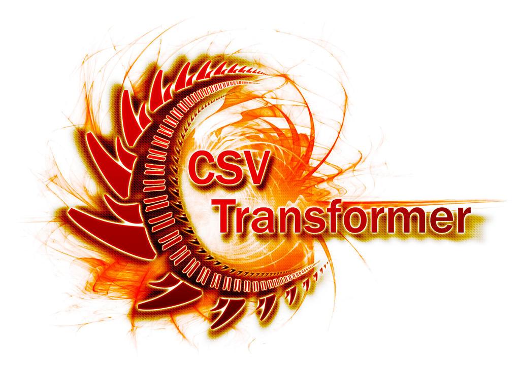 CSVTransformer Logo by XResch
