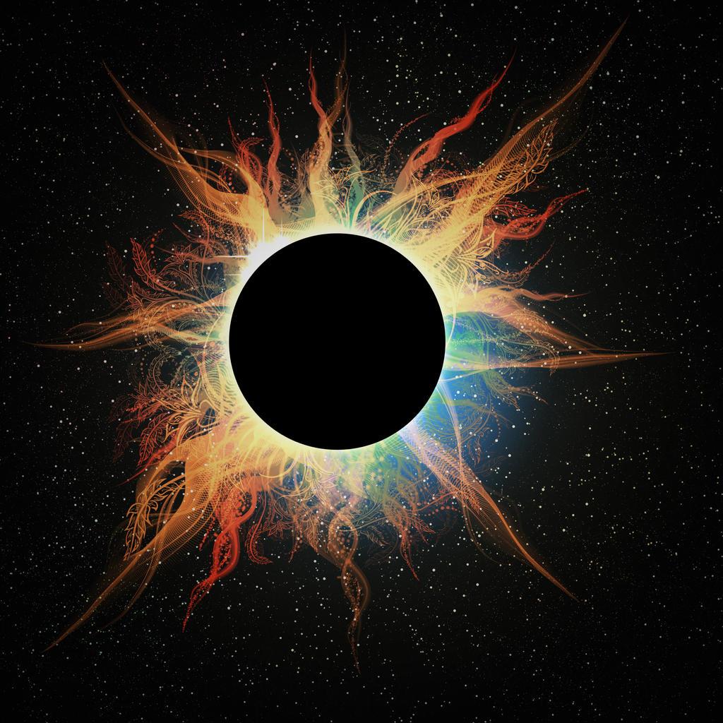 Ornament Eclipse by XResch