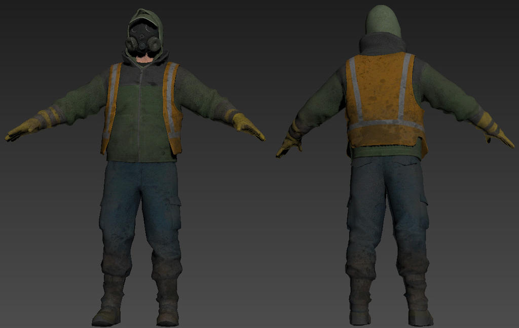 Tom Clancy S The Division Models