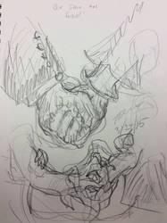 Scherzo sketch part 3 8th and Charley