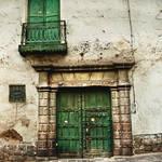 Door to a long forgotten world