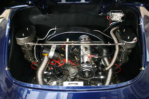 Porsche 356 Engine
