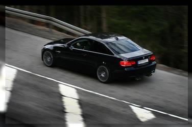 E92 M3 Blackforest Run