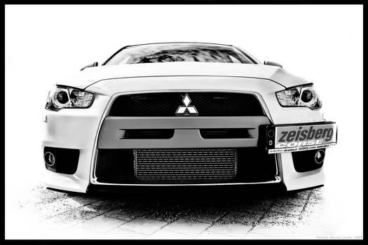 Mitsubishi Evo X MR - Highkey
