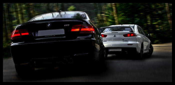 Black Forest Touge Showdown