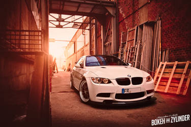 M3 E92 GT4 by Caliart