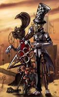 Alice: Madness Returns III by Anastina91