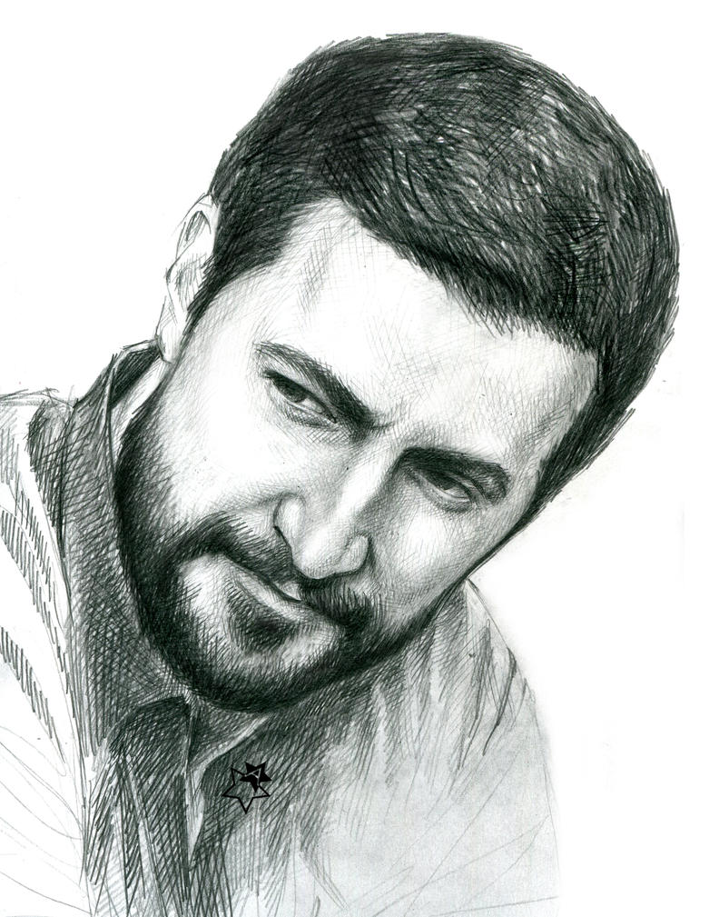 Richard Armitage. Again by Anastina91