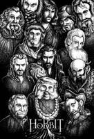 The Hobbit by Anastina91