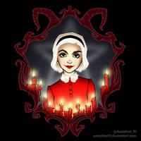 Chilling Adventures of Sabrina by Anastina91
