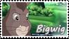 Bigwig stamp by svartmoon