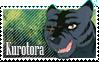 Kurotora stamp by svartmoon