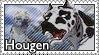 Hougen stamp by svartmoon