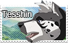 Tesshin stamp by svartmoon
