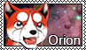 Orion stamp by svartmoon