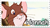 Hannah stamp by svartmoon