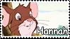 Hannah stamp by svartmoon