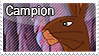 Campion stamp by svartmoon
