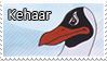 Kehaar stamp by svartmoon