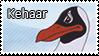 Kehaar stamp by svartmoon
