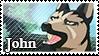GNG John stamp by svartmoon