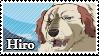 Hiro stamp by svartmoon