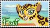 Fuli stamp