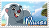 Bunga stamp by svartmoon