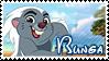 Bunga stamp by svartmoon