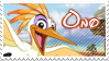 Ono stamp by svartmoon